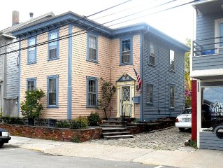 A Charming home in the Heart of Downtown Newport