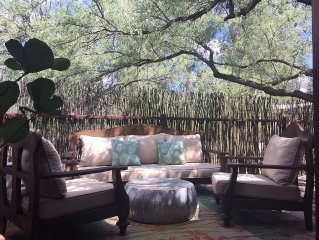 Quiet Luxury Guest House Near Downtown Tucson
