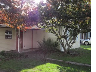 Newly Remodeled Charming Bungalow In Quaint Montesano Wa Near Pacific Beaches