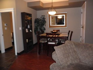 Executive 1 bedroom Condo in Downtown Nanaimo
