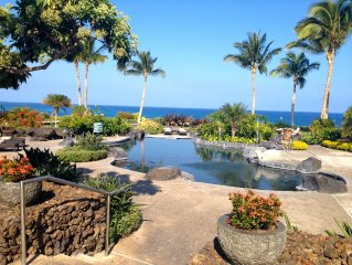 Best Value for Prime location! Ocean & Golf Course View at Hali'i Kai