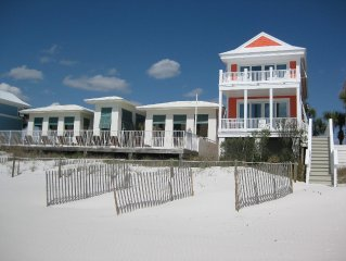 RIGHT ON THE BEACH! Special offer 10/28-11/4, 11/4-11, 11/11-18 * $2,450.00/wk!!