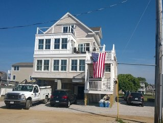 New beach house 500 Ft from the beach!