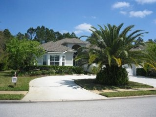 A Beautiful Home in St. Augustine Area. Private Pool.