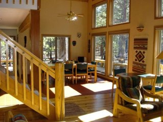 Black Butte Ranch Mountain Style Home