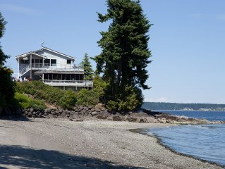 Puget Sound - Hood Canal Water Front Home With Incredible Views