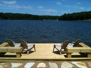 Best Private Beach On Lake Aspen