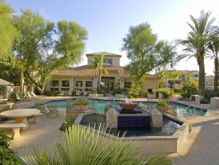 Ahwatukee Resort Living, Renovated, Classically Decorated 1st Floor Condo!