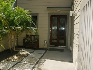 4 Bedroom, 3 Bath W/ 2 Master Suites, In Gated Oceanfront Community Of Seabluffe