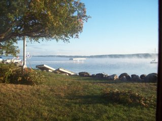 Lake Charlevoix at your doorstep!