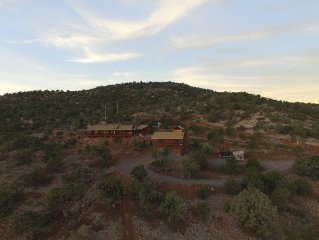 Grand Canyon Brewery Cabin #2 - Secluded Vacation Rental-Amazing Views-