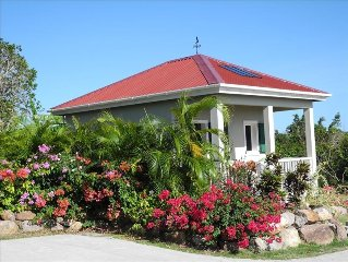 Garden Cottage, Sea View with Wi-Fi