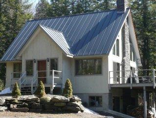 Pittsfield Streamside Mountain Home