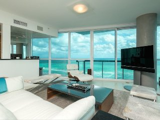 2 Bedroom Private Residence at The Setai.  Full O