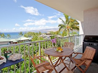 Puako Condo 406 - Top Floor Penthouse with Spectacular Ocean Views.
