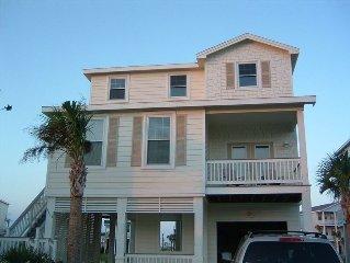 Galveston Beach Home-Soul Harbor Cottage at Pointe West