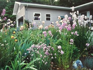 Peaceful Country Setting In Leelanau County between Traverse City and Glen Arbor