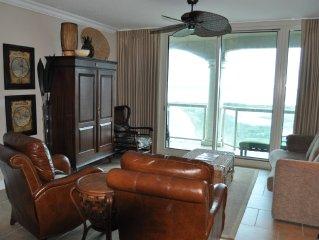 Portofino 2BR Gulf & Bay View!! - 14th Floor
