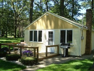 Cute Little Cottage, Just Rite for Your  Wkend Getaway