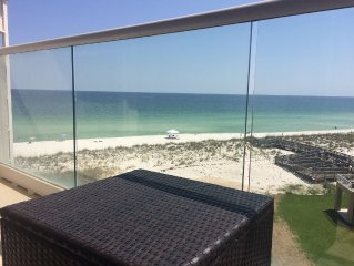 Beautiful Condo Private Balcony Gulf Sunsets  Pensacola Beach Regency Towers