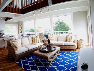 Newly Remodeled and Decorated 4 BR Designer Beachhouse.  2742N