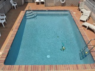 One Bedroom Condo with Pool