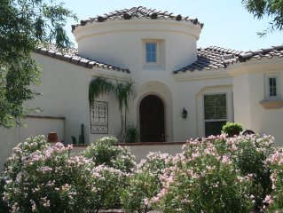 'Casa Elena', Home of Raven Golf Course;Courtyards & Heated Pool