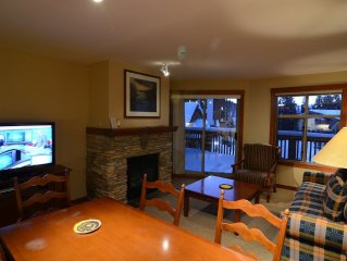 Premium Mountain/Village views Spacious Ski-In/Out condo sleeps 8