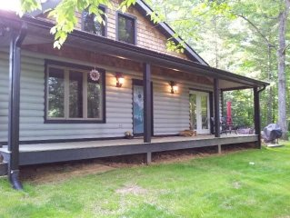 Grey Fox Cabin- A Pet Friendly Get Away!