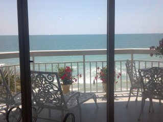 The Finest Super-Luxury Ocean Front Unit In Garden City Beach