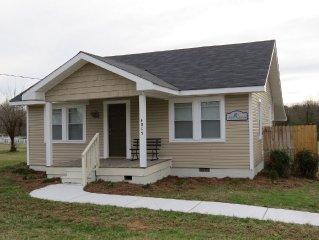 """New Cabin Listing ""Lake Guntersville"""