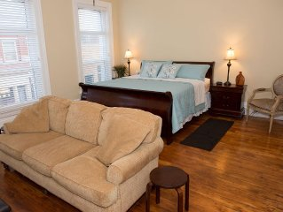 Charming & Inviting Apartment, Newly Renovated, in Historic Downtown Paris, KY