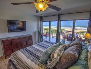 Wake up to the Sunrise Every Morning! - Walk out to the Balcony from Master