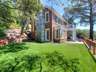 Beautiful 5 BR 5 BA home in Mill Valley's Sunniest Neighborhood