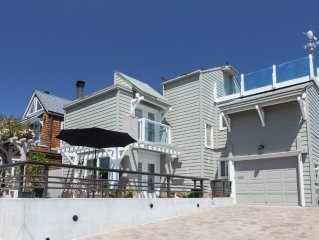 Beautiful SeaBright Beach House