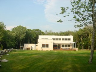 Modern Beach House, Stunning 42 Acres, Very Private, BEST REVIEWS!