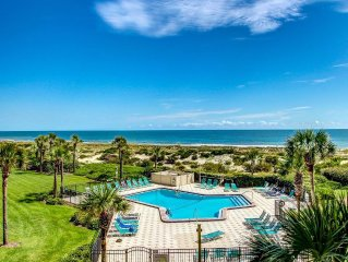 Immaculate, UPDATED Oceanfront Luxury Condo!