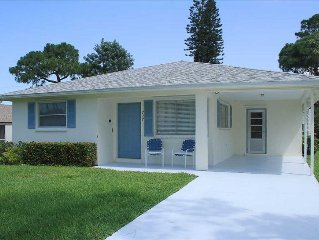 Renovated House in Naples Park Close to the Beach.