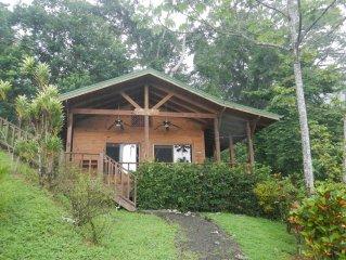 Rainforest Studio Casita/Cabin - Ocean, Islands & Jungle Views