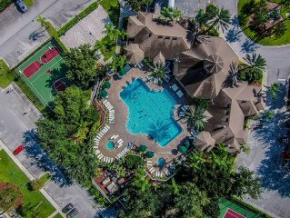 Beautiful - Luxury Condo! Top Resort! 3 Miles From Disney! Get More For Your $$$