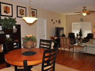 Walk To The Beach From This 2 Br/2Bath Condo