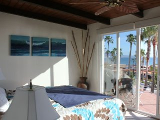 Las Gaviotas Magic! 2 bedroom 2 bath + den - Now w/Wi-Fi
