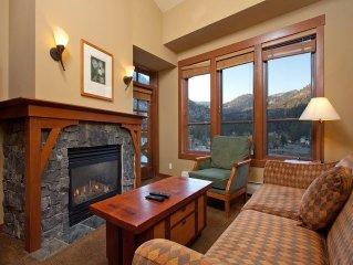 Squaw Condos Ski-in Ski-Out Two Bedroom Condo