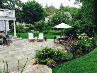 HISTORIC CAPE COD HOME IN BARNSTABLE VILLAGE. SHORT WALK TO VILLAGE AND BEACH