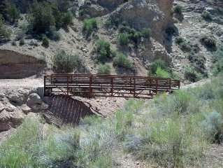 Near BRIAN HEAD, Shakespeare Festival & Utah National Parks