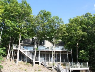 Tranquility - Lakefront 4 Bedroom Home in Quiet Area – MM 53 & 10 min. to Laurie