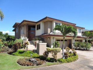 Luxury Maile Mauna Lani Villages Home W/Scenic Views