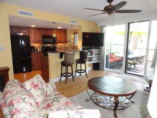 Newly Renovated 3 Bedroom Villa - Close to Beach!