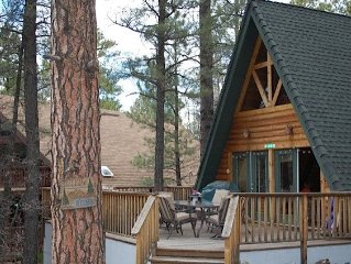 Cozy cabin in the pines!!