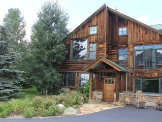 Stunning Spacious Home with the Best Views on Mt. Crested Butte